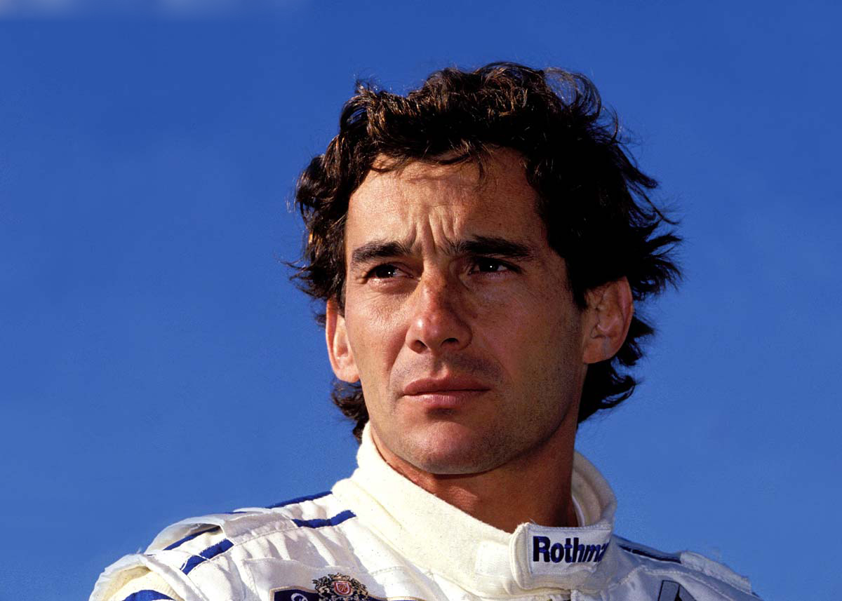 ayrton senna Ayrton senna, arguably the greatest f1 driver of all time reached f1  championship success three times with mclaren read about senna's  legendary f1 career.