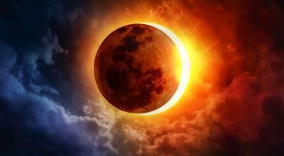 Eclipse Solar em Câncer