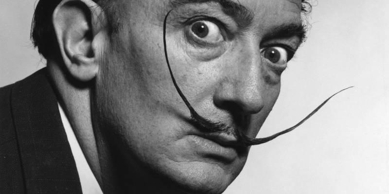 Mapa Astral de Salvador Dalí