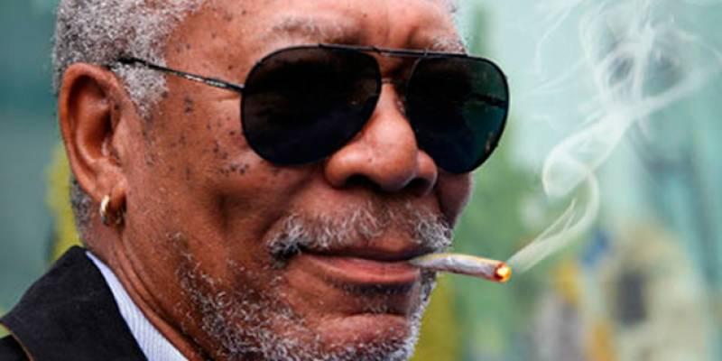 Mapa Astral de Morgan Freeman