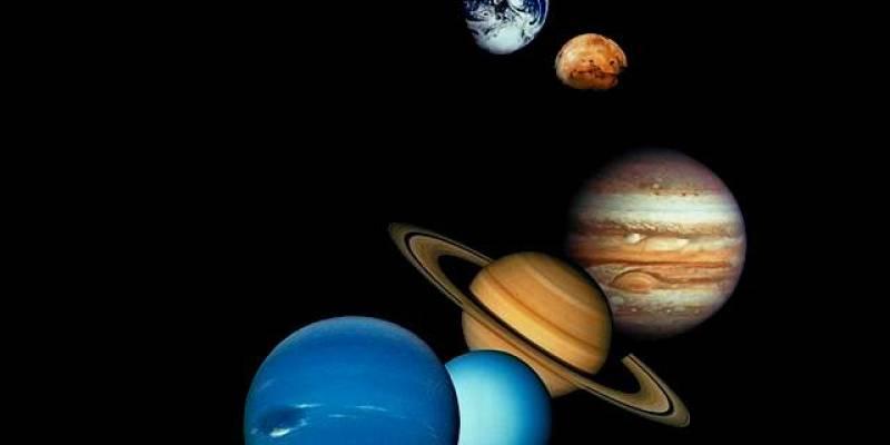 Símbolos - Planetas