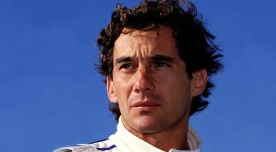 Mapa Astral de Ayrton Senna da Silva